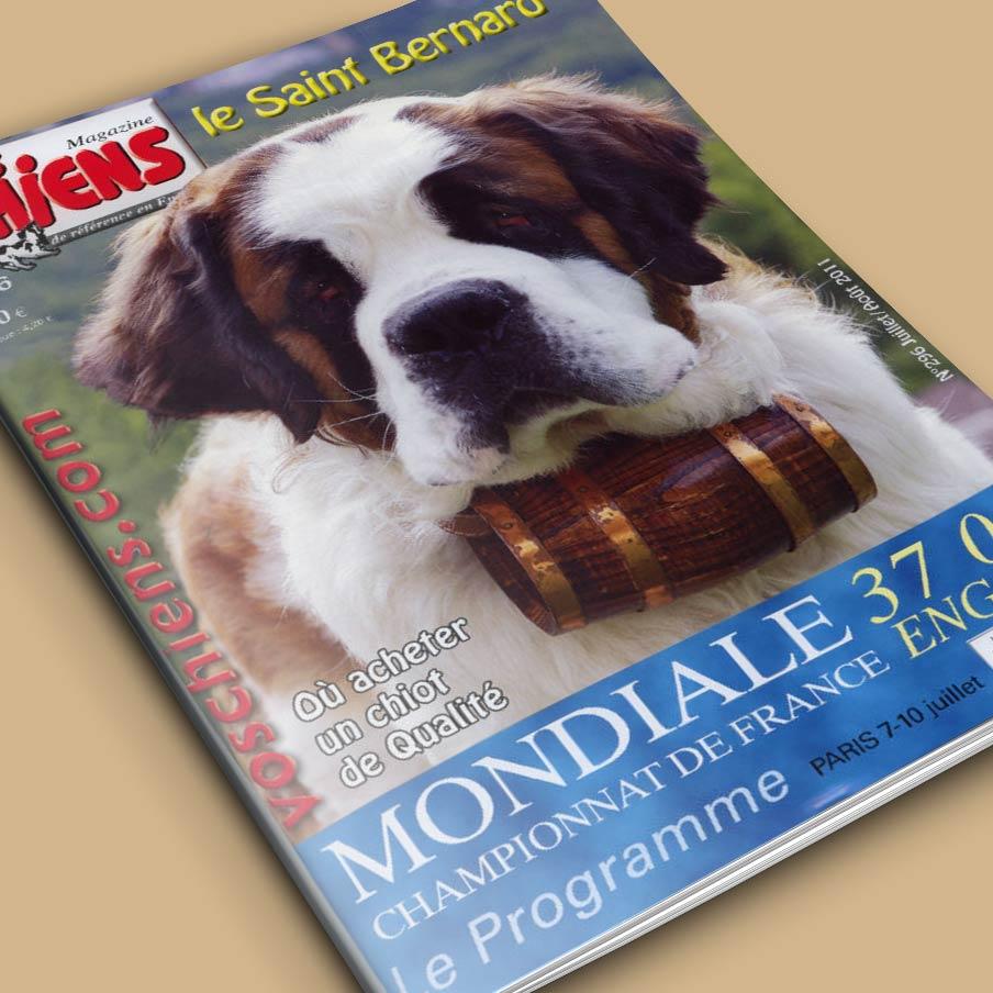 Vos Chiens magazine 296