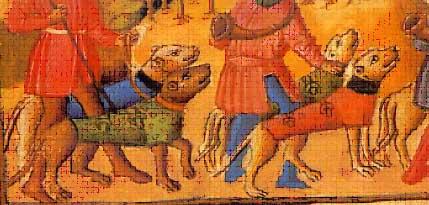 Alano dans El libro de la Monteria