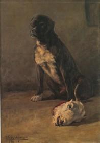 Peinture de Andrés Parladé